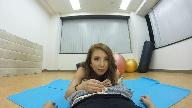 免費線上成人影片,免費線上A片,日本VR成人 女健身教練幫我口交吞精
